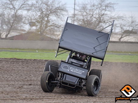 Ryan Bernal Fourth with King of the West Series at Kern County Raceway
