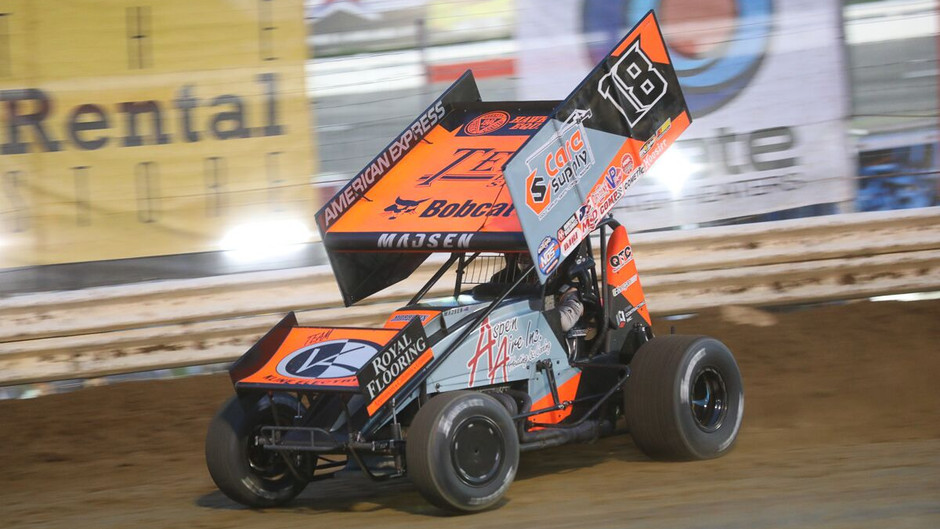 Nashville Top-10 Highlights Three-Race Stretch for Ian Madsen and KCP Racing