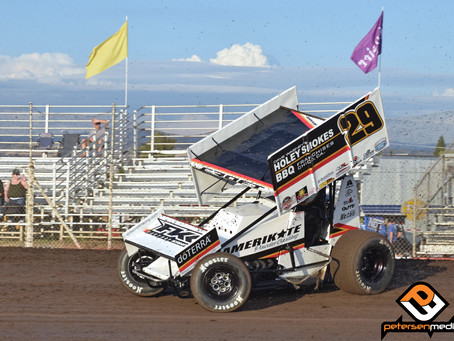 Willie Croft Runs Second During Thursday Night Portion of Gold Cup