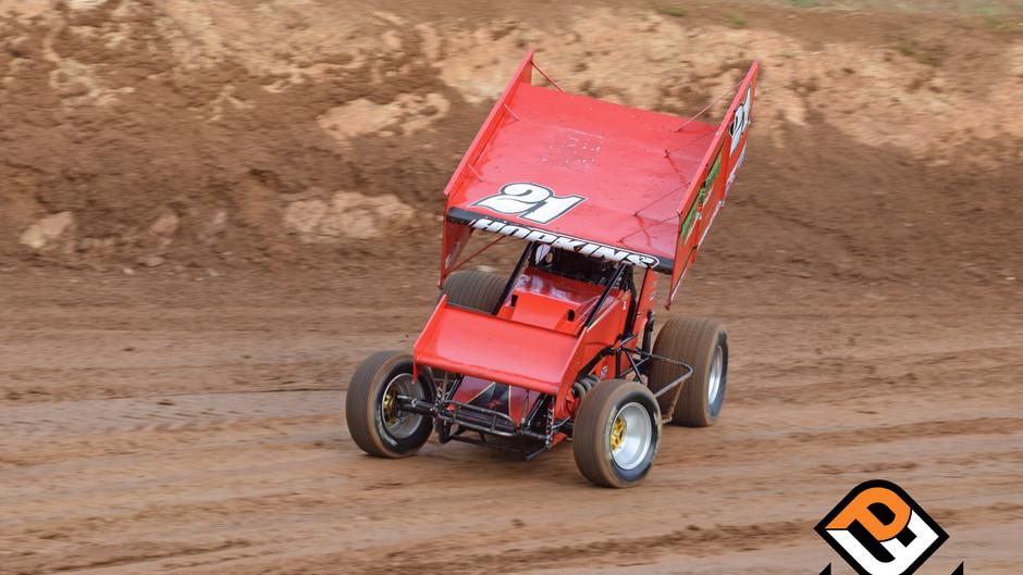 Shane Hopkins Third at Petaluma Speedway