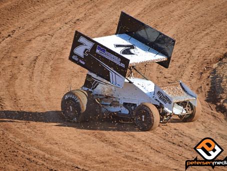Steven Tiner Picks Up Top-10 During Placerville Speedway's Regular Season Finale with C&M Motor
