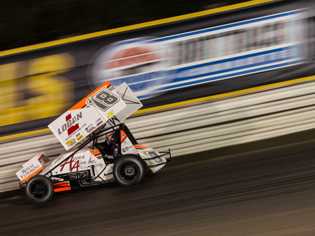 Ian Madsen Gets off To Strong Start with KCP Racing