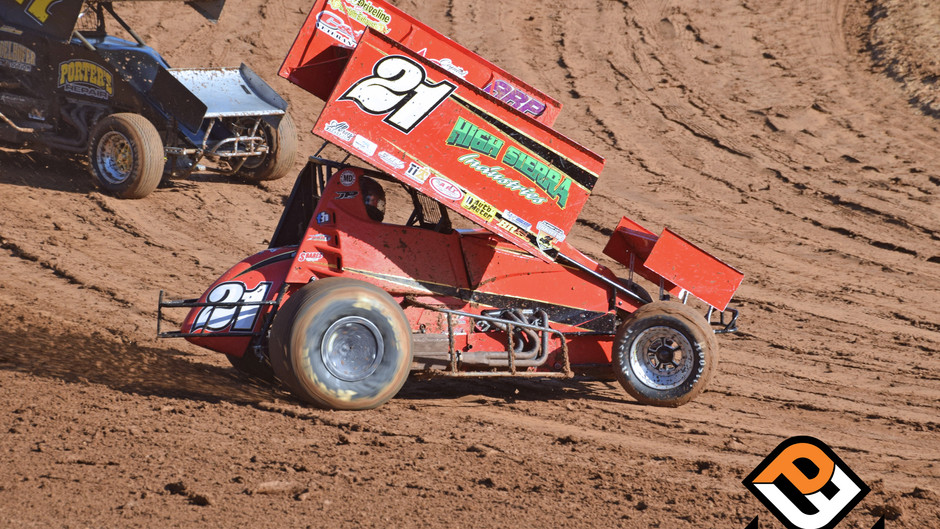 Hopkins Picks Up Another Placerville Speedway Top-10