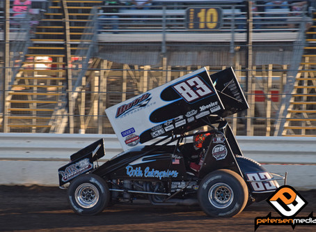 Hirst Eyes Two-Day Showdown at Placerville Speedway