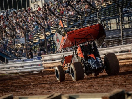 Madsen Posts Top-Five at Don Martin Memorial Silver Cup
