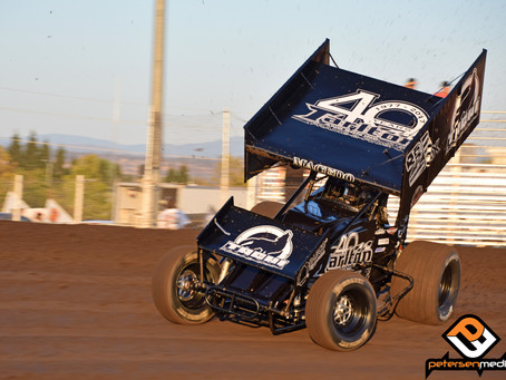 Carson Macedo Fourth at Fall Nationals Opener