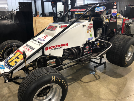 Robert Ballou Motorsports and Dave Darland Team Up To Head West