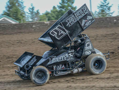 Tommy Tarlton Charges to Second With King of the West