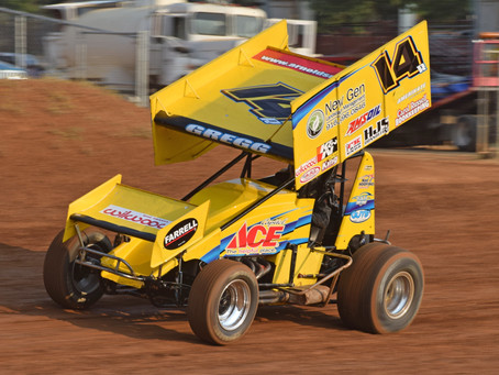 Andy Gregg Closes Placerville Season Out With Second Place Finish