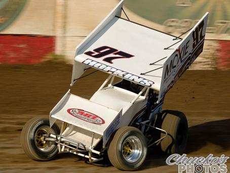 Shane Hopkins Picks up Top-10 in Petaluma, CA