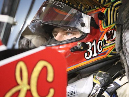 The Driver's Journal- Justyn Cox's 2019 Mindset