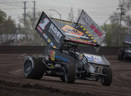 Andy Forsberg Sixth at Silver Cup With F&F Racing