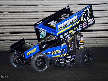 TMAC TUESDAY- Trio of Top-10's for McCarl and Destiny Motorsports