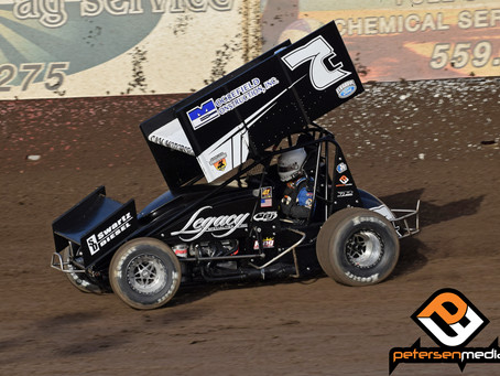 Tim Crawley and C&M Motorsports Tackle Trophy Cup
