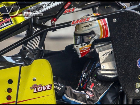 Jesse Love and Cox Racing Team Up For 2020 Winged Sprint Car Slate