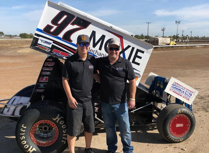 Shane Hopkins Caps Season with SCCT Rookie of the Year Award