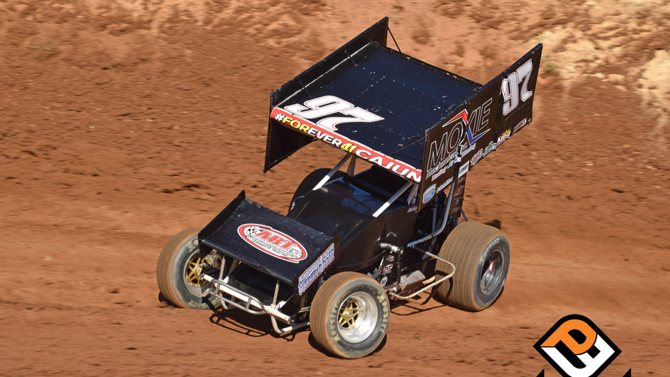 Hopkins 14th with Sprint Car Challenge Tour at Placerville Speedway