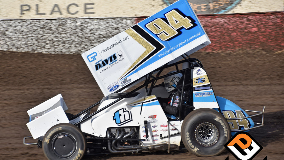 Hirst Third in Final Trophy Cup Standings