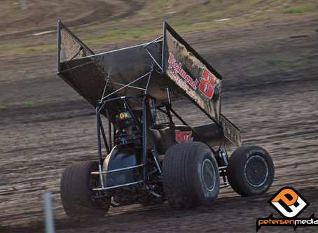 Cox Grabs Another Friday Night Win As He Takes Home Fall Nationals Opener