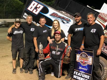 Scelzi Scores 'Louie' Opener with Roth Motorsports