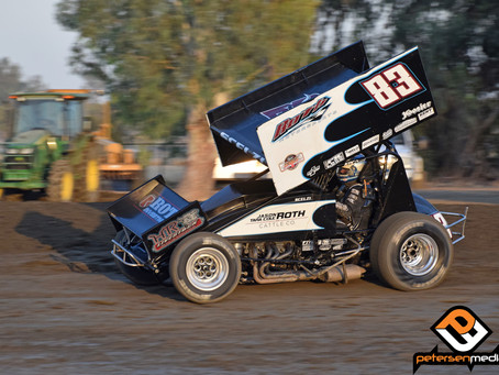 Dominic Scelzi Charges to 5th at Cotton Classic