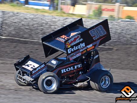Sean Watts Work His Way To 12th at Silver Dollar Speedway