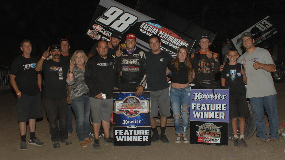 Sean Watts Scores First Career King of the West Win
