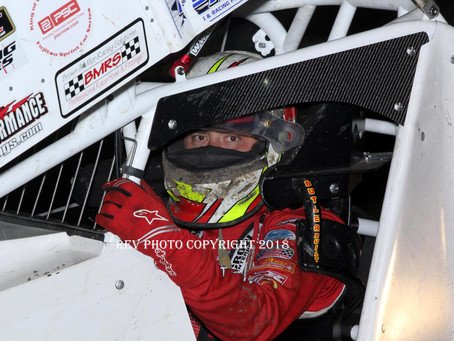 Bud Kaeding Records Second Ocean Sprints Pres. by Taco Bravo Win of the Season at Ocean Speedway