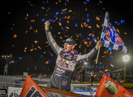 Brent Marks Cashes In at National Open with KSE Racing Products