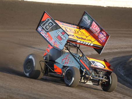 Ian Madsen Caps Jackson Nationals With Top-10 Finish