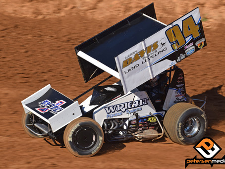 Steven Tiner Seventh as Weekly Placerville Racing Action Resumes