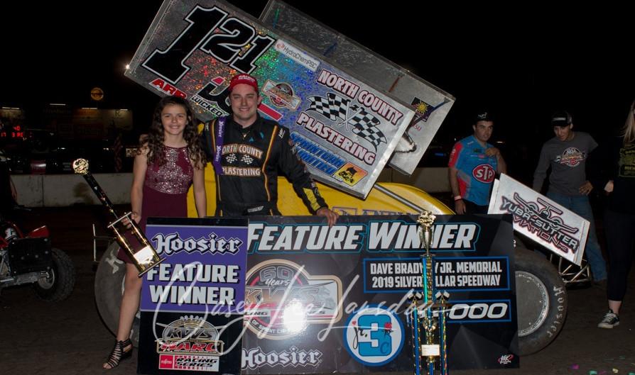 Justin Sanders Headlines List of Winners with KSE Racing Products