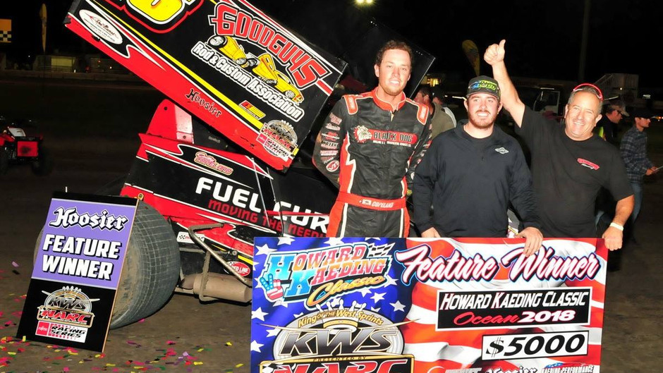 Colby Copeland and Tanner Thorson Steal The Show Out West with KSE Racing Products