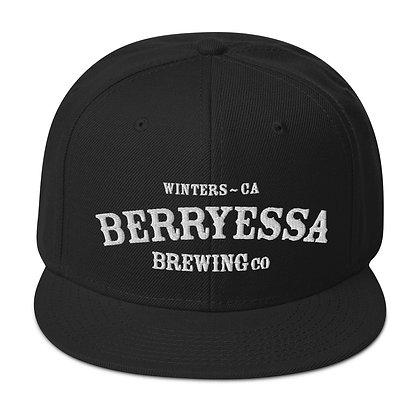 Berryessa Arch Snapback Hat