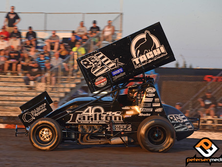 Macedo Reunites With Tarlton Motorsports and Finishes Seventh at the Gold Cup Race of Champions