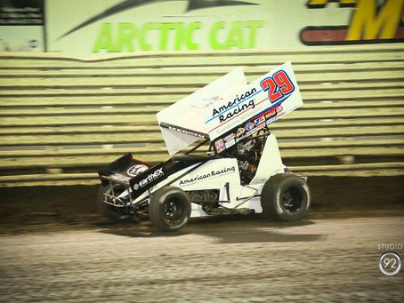 Kerry Madsen Pockets Fifth and Sixth Place Finishes With the World of Outlaws