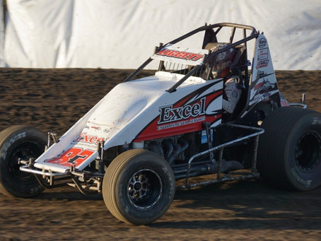Austin Liggett Shines at Merced Speedway with USAC/CRA Series