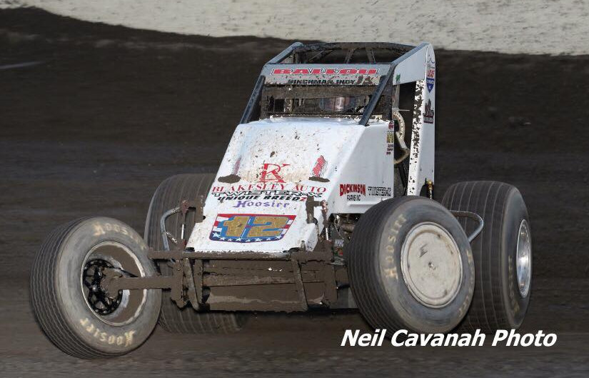 Robert Ballou Picks Up Trio of Top Five's During Busy Week of Racing