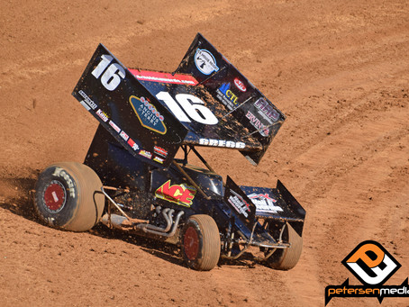 Andy Gregg Grabs Fifth at Big Trophy Night