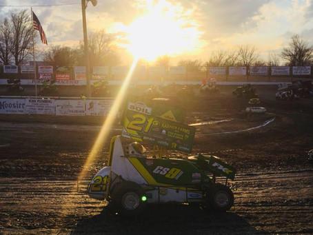 Garth Kasiner 6th and 15th at Port City Raceway
