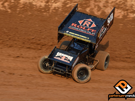 Sean Watts 14th at Placerville Speedway Heading into Extended KWS Break