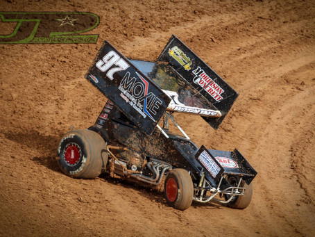 Hopkins 12th at Placerville Speedway as he Readies for SCCT Double Header