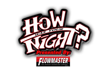 How Was Your Night? 2017 Silver Dollar Fair Race