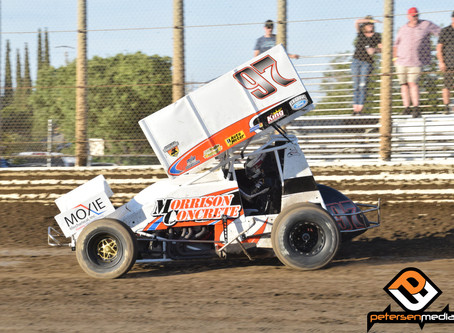 Justyn Cox and Moxie Motorsports Team Up for Upcoming Nor*Cal Posse Shootout