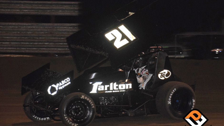 Carson Macedo Spends Weekend Racing with Tarlton Motorsports and ASCS Tour