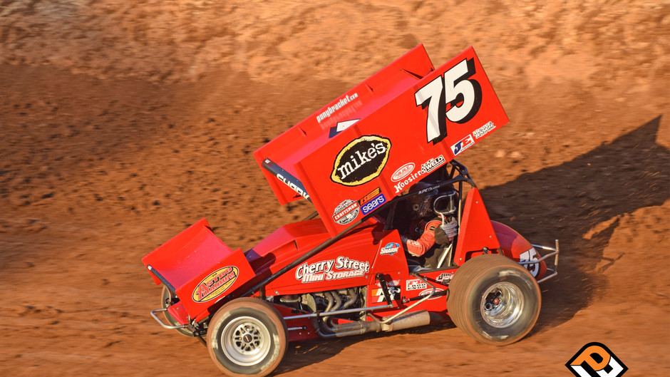 Becker Surges to Third at Nor Cal Posse Shootout