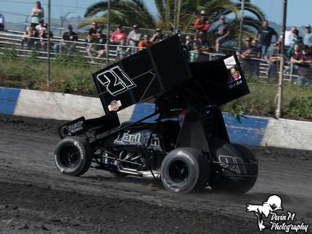 Bernal Earns Hard Charger Honors at Petaluma Speedway with KWS