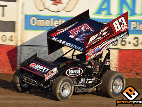 TK Thrills at Tulare with Roth Motorsports