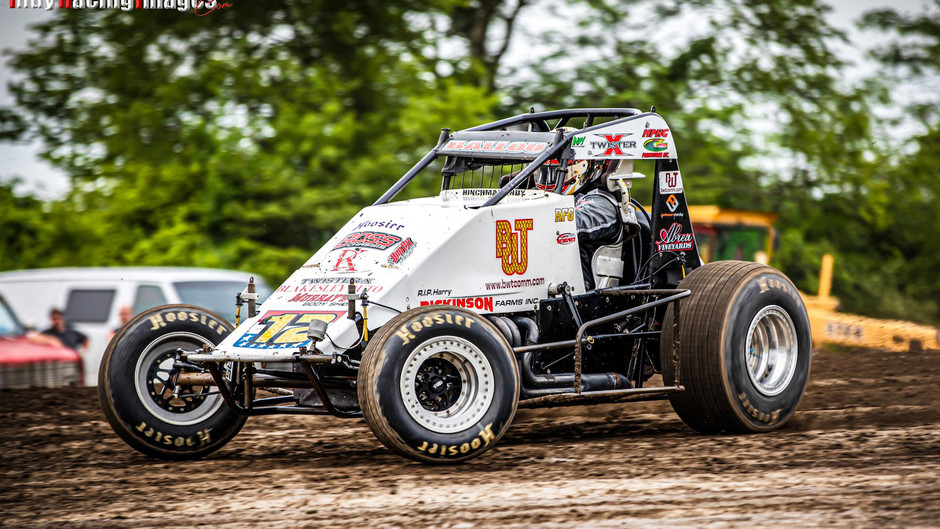 Return to Racing Still on Hold for Robert Ballou