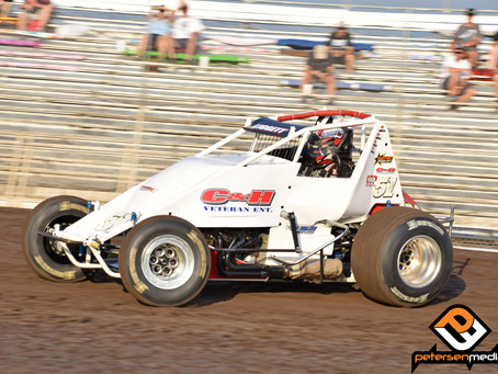 Brian Sperry Racing and Austin Liggett Grab Eighth Win of Season Together During Gold Cup Opener